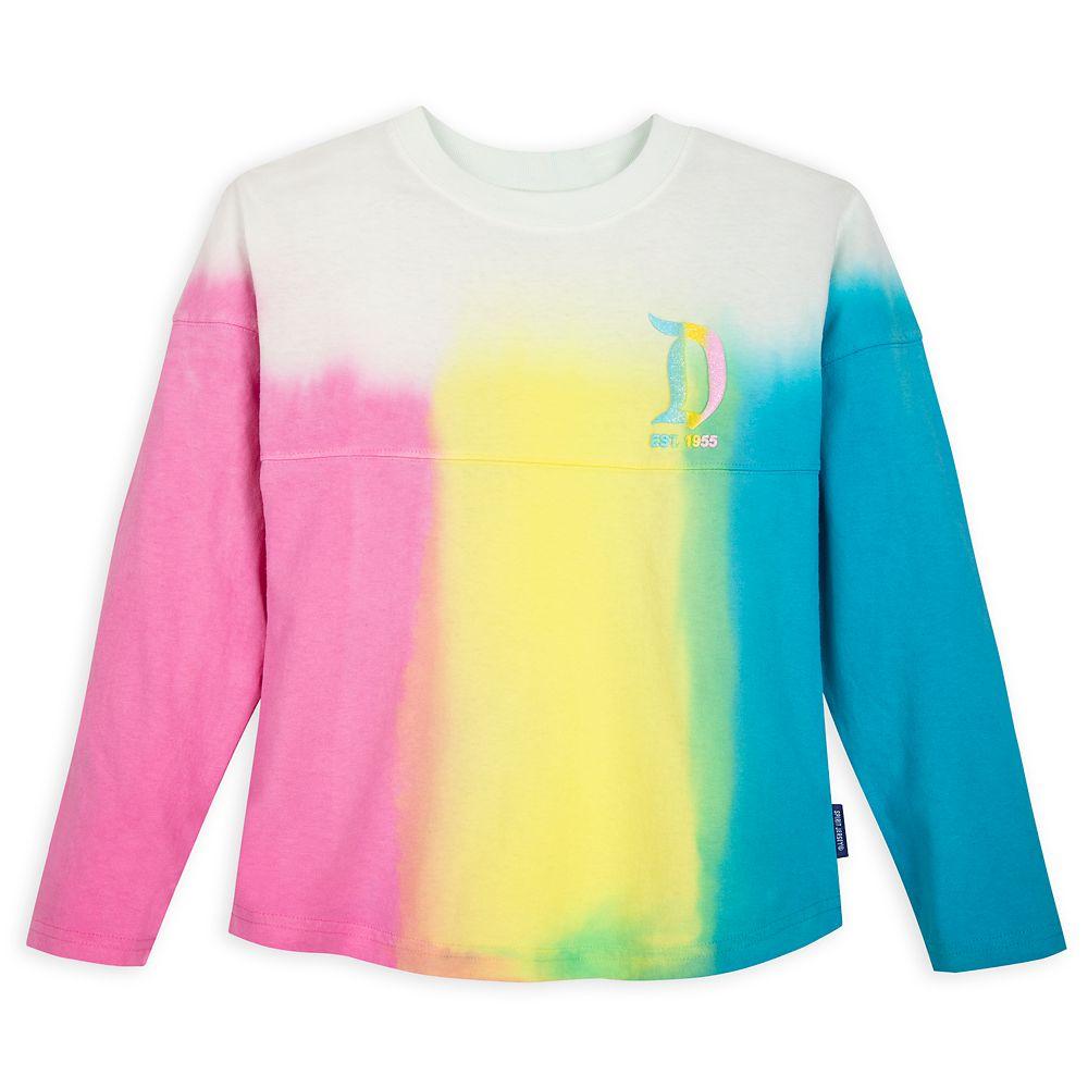 Disneyland Pastel Stripes Spirit Jersey for Kids