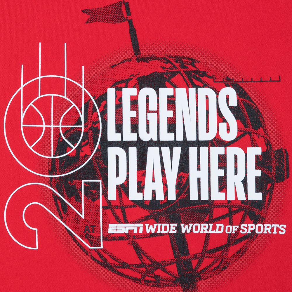 ''Legends Play Here'' T-Shirt for Kids – NBA Experience