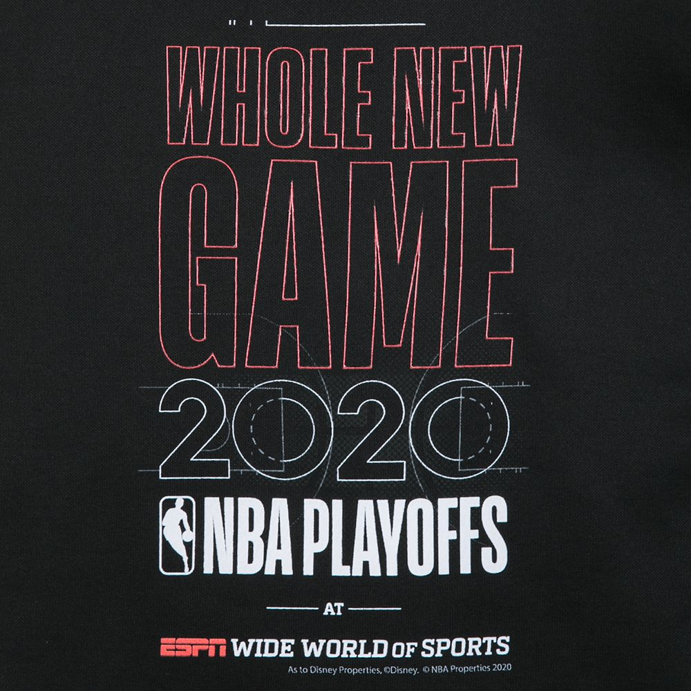 ''Whole New Game'' Hooded Pullover for Kids – NBA Experience