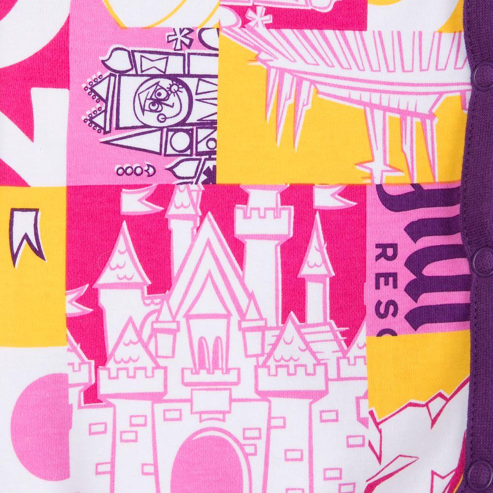 Minnie Mouse Bodysuit for Baby – Disneyland 2021