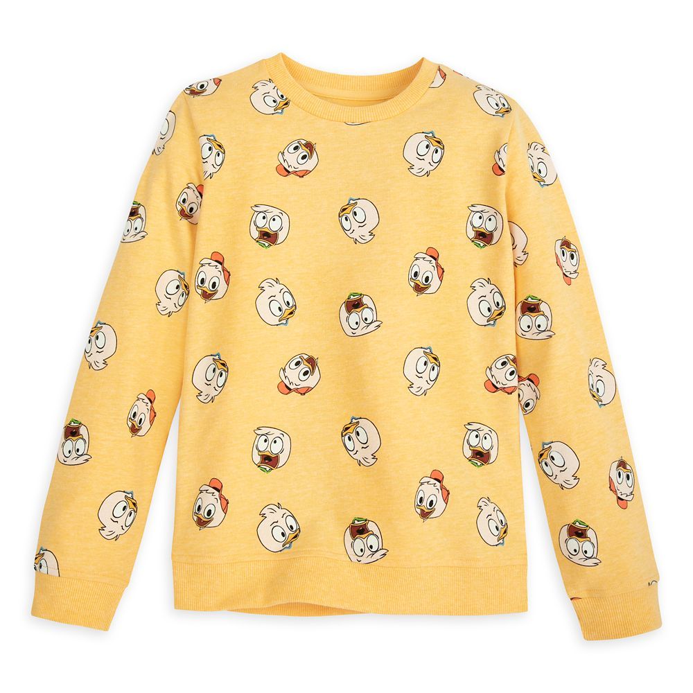 Huey, Dewey and Louie Pullover Sweatshirt for Boys – DuckTales