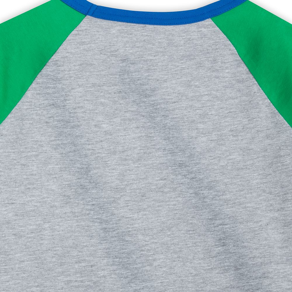 Stitch Raglan T-Shirt for Boys