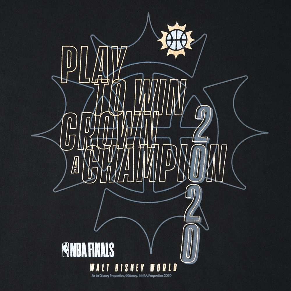 ''Crown a Champion'' T-Shirt for Kids – NBA Experience