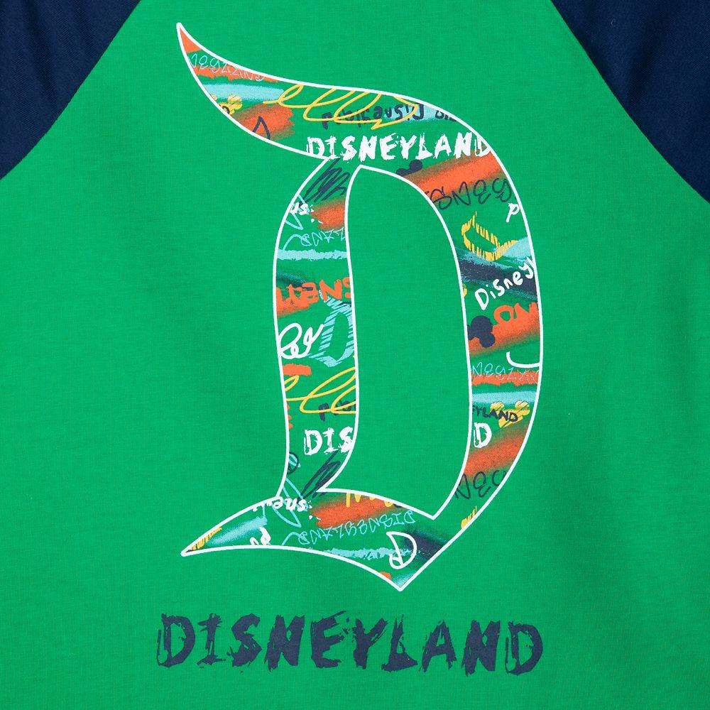 Disneyland Raglan T-Shirt for Boys