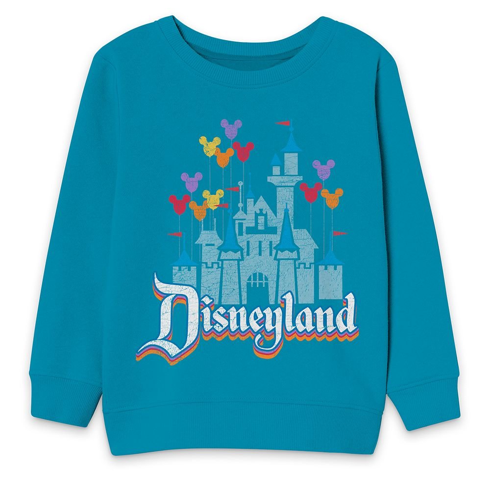 Disneyland Balloons Pullover Sweatshirt for Kids