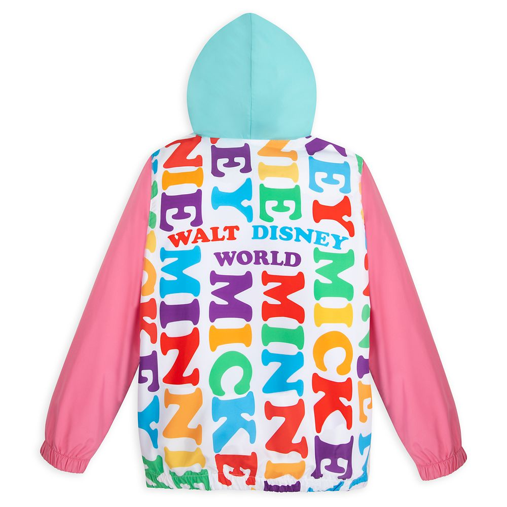 Mickey and Minnie Mouse Windbreaker for Kids – Walt Disney World