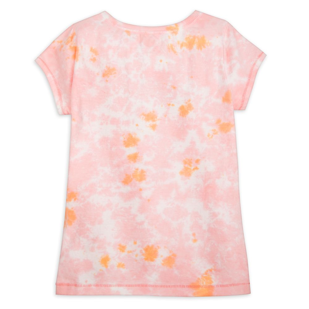 Mickey Mouse Tie-Dye T-Shirt for Girls – Walt Disney World – Pink