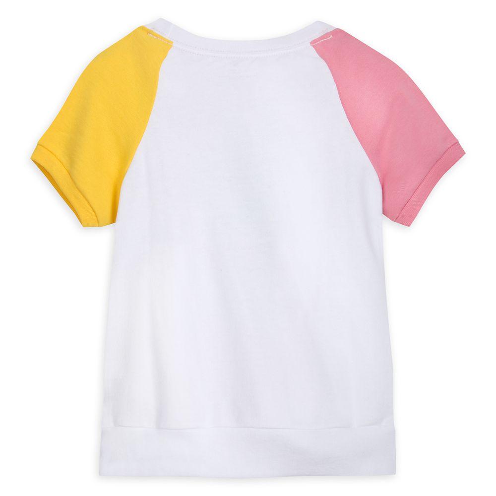 Mickey Mouse Raglan T-Shirt for Girls – Walt Disney World