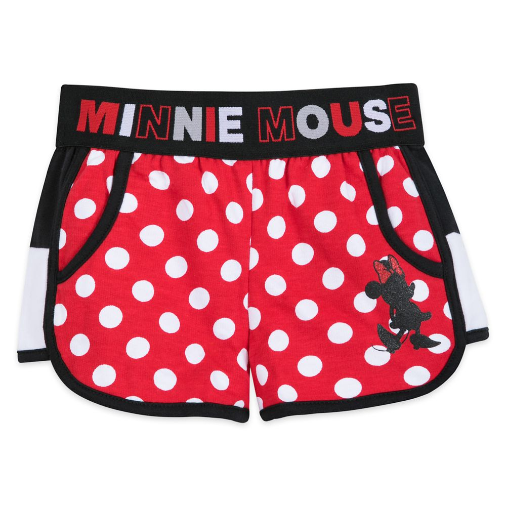 Disney Minnie Mouse Shorts for Girls