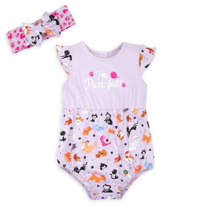 Disney Cats Bodysuit for Baby – Walt Disney World