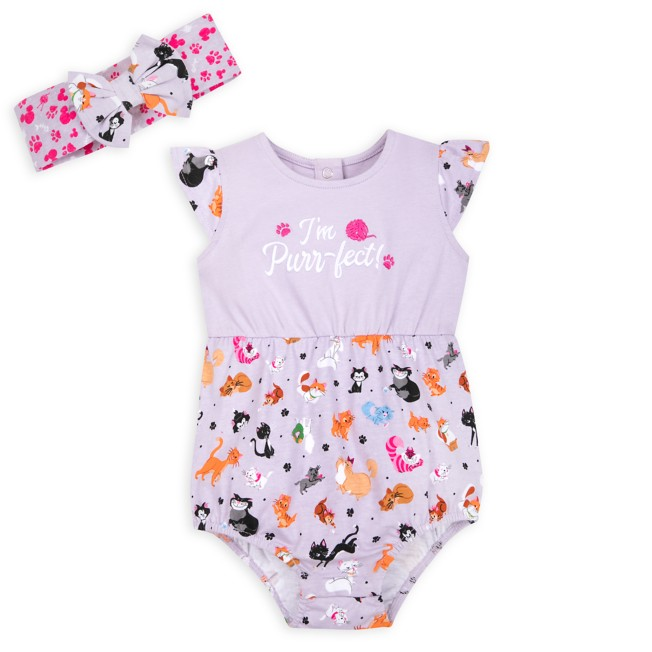 Disney Cats Bodysuit for Baby – Disneyland