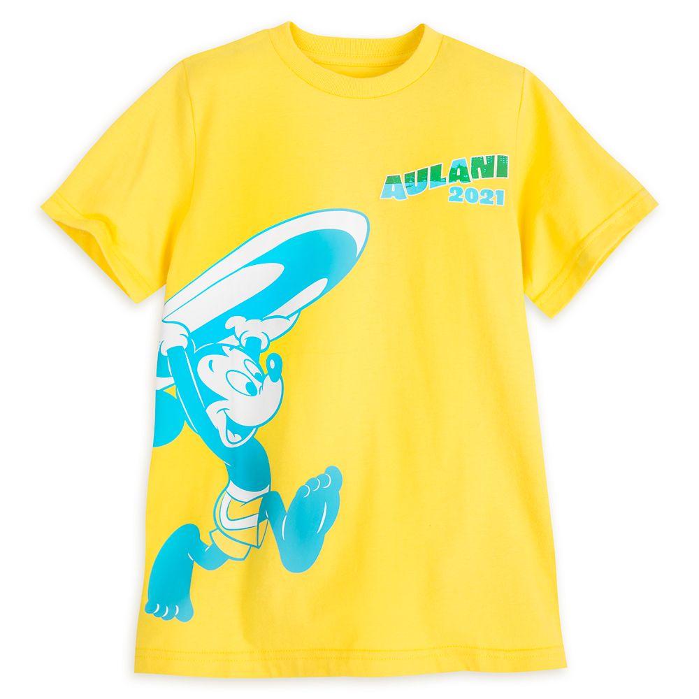 Aulani, A Disney Resort & Spa Surf T-Shirt for Kids