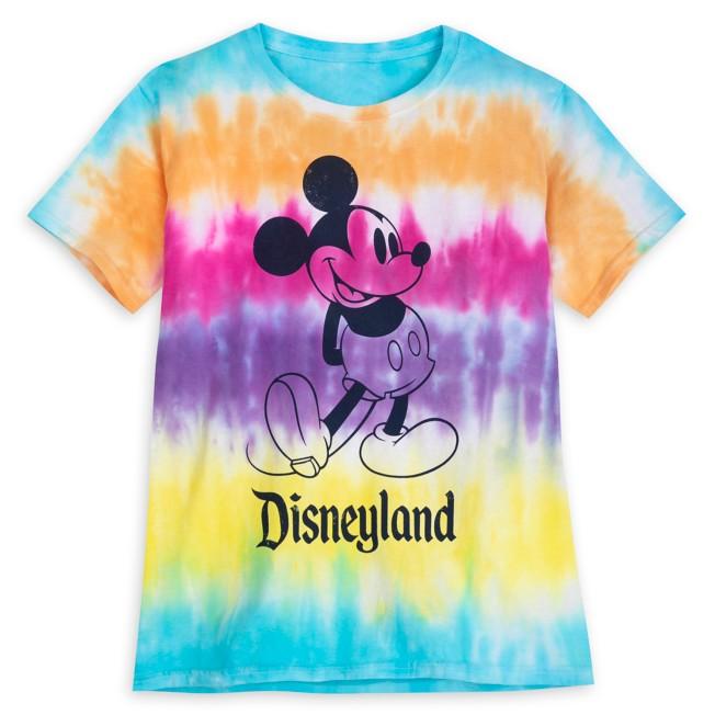 Mickey Mouse Tie-Dye T-Shirt for Kids – Disneyland