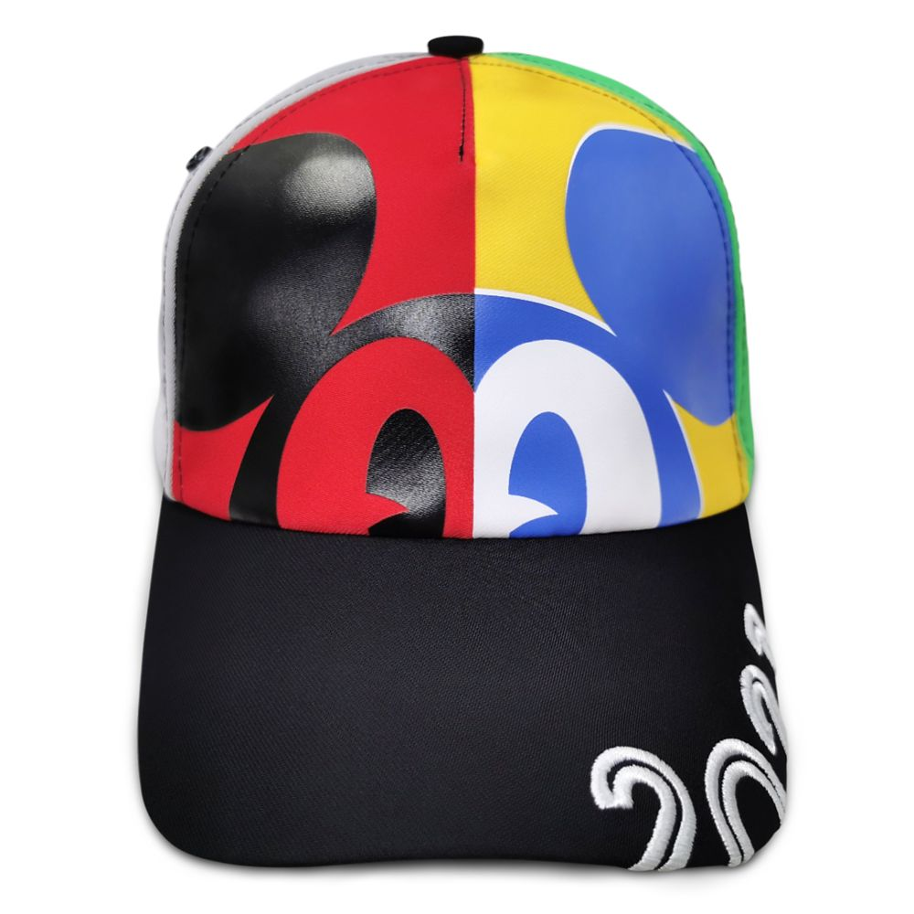 Mickey Mouse Baseball Cap for Kids – Disneyland 2021