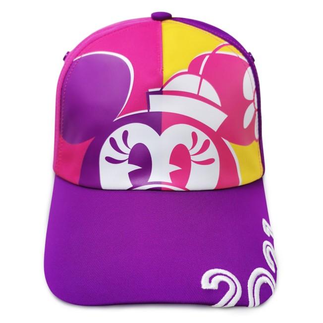 Minnie Mouse Baseball Cap for Kids – Walt Disney World 2021