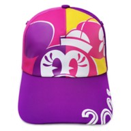 Minnie Mouse Baseball Cap for Kids – Disneyland 2021