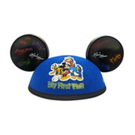 Mickey Mouse and Friends ''My First Visit'' Ear Hat for Kids – Walt Disney World
