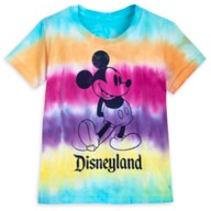 Mickey Mouse Tie-Dye T-Shirt for Toddlers – Disneyland