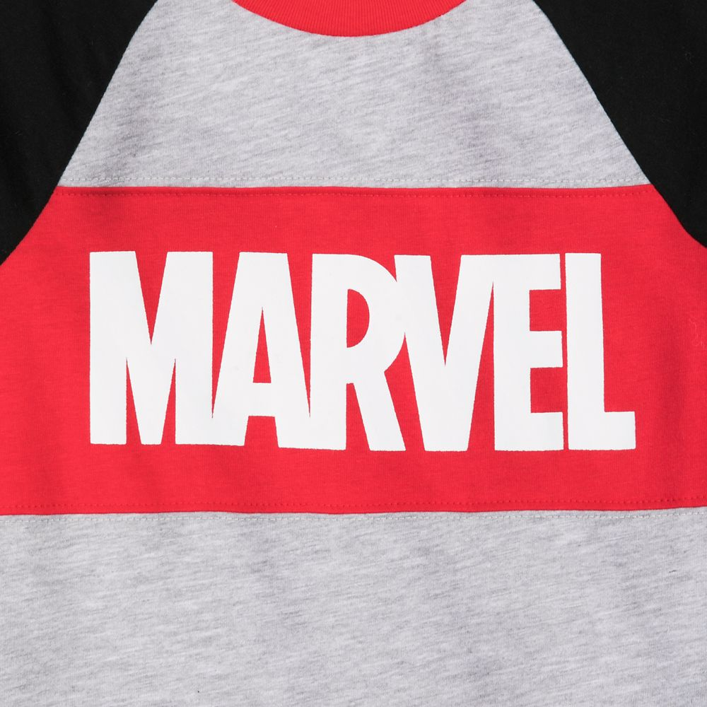 Marvel Logo Fashion T-Shirt for Kids by Our Universe