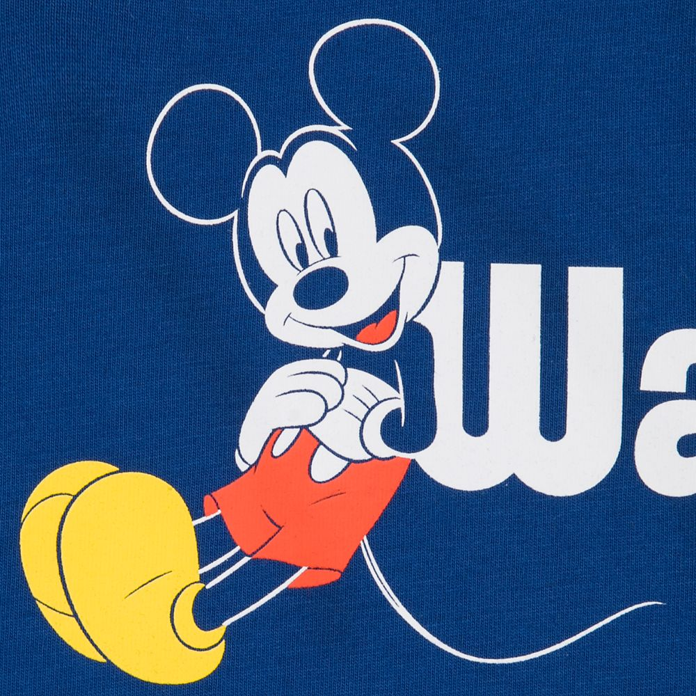 Mickey Mouse Long Sleeve T-Shirt for Toddlers – Walt Disney World