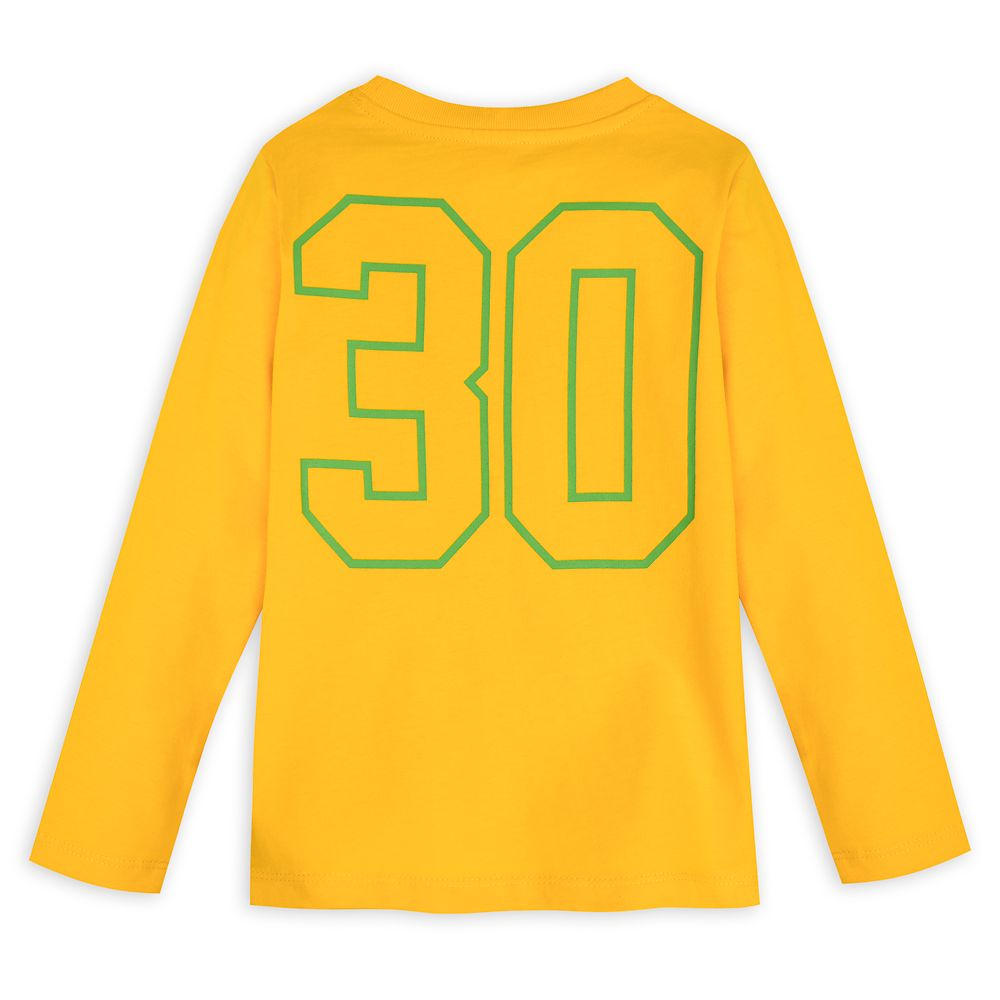 Pluto Long Sleeve T-Shirt for Toddlers – Disneyland