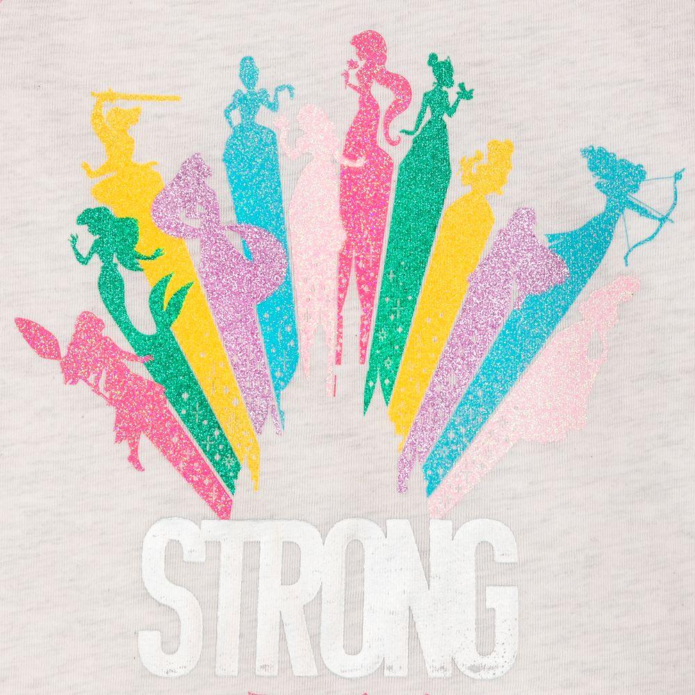 Disney Princess Fashion T-Shirt for Girls – Disneyland