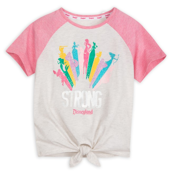 Disney Princess Fashion T-Shirt for Girls – Disneyland