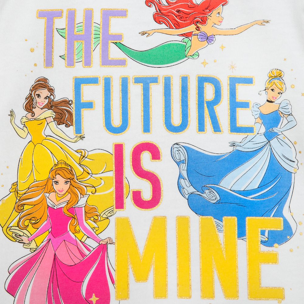 Disney Princess Fashion T-Shirt for Toddlers – Walt Disney World