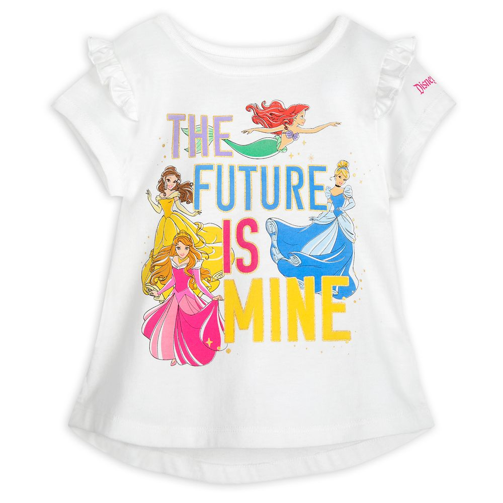 Disney Princess Fashion T-Shirt for Toddlers – Disneyland
