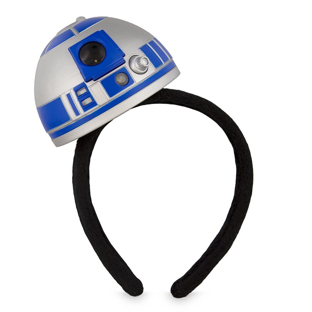 R2-D2 Light-Up Headband for Kids – Star Wars: Galaxy's Edge