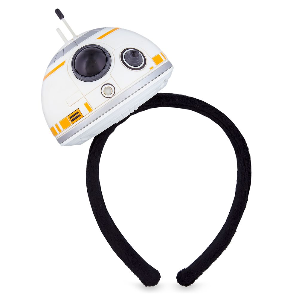 BB-8 Light-Up Headband for Kids – Star Wars: Galaxy's Edge