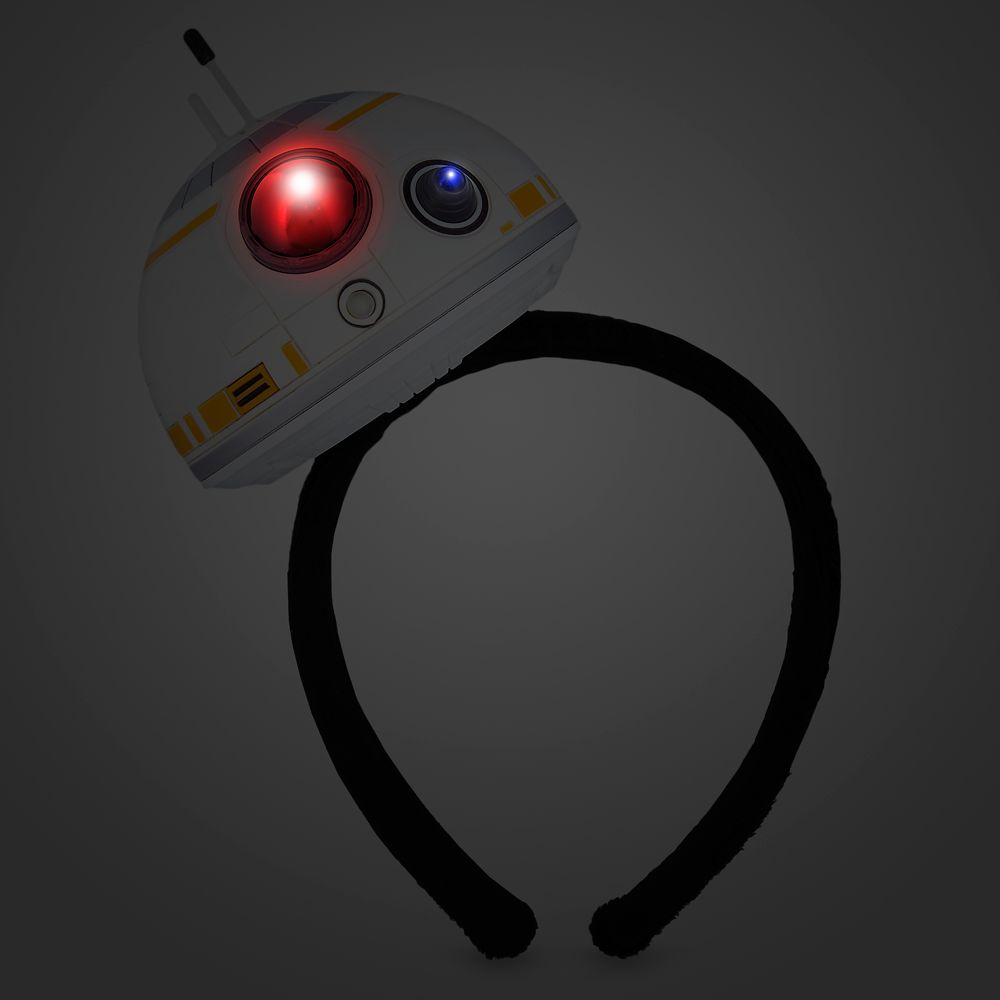 BB-8 Light-Up Headband for Kids – Star Wars: Galaxy's Edge