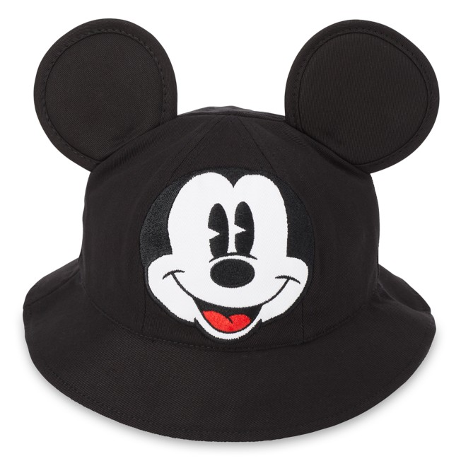 Mickey Mouse Bucket Ear Hat for Toddlers