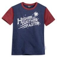 Captain Marvel Soccer T-Shirt for Girls by Her Universe