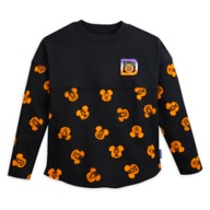 Mickey and Minnie Mouse Pumpkin Spirit Jersey for Kids – Walt Disney World