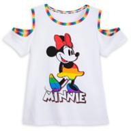 Minnie Mouse T-Shirt for Kids – Walt Disney World – Rainbow Disney Collection