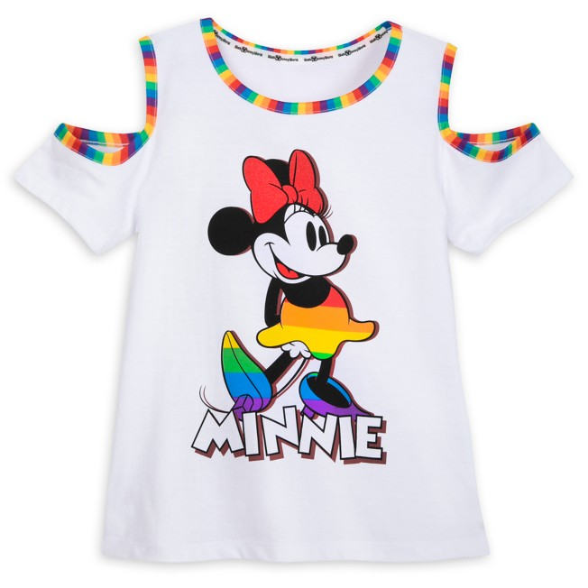 Minnie Mouse T-Shirt for Kids – Walt Disney World – Rainbow Disney Collection