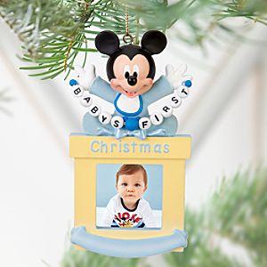 Baby Mickey Ornament