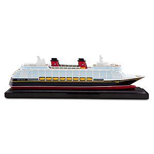 Disney Cruise Line Ship Miniature - Disney Fantasy