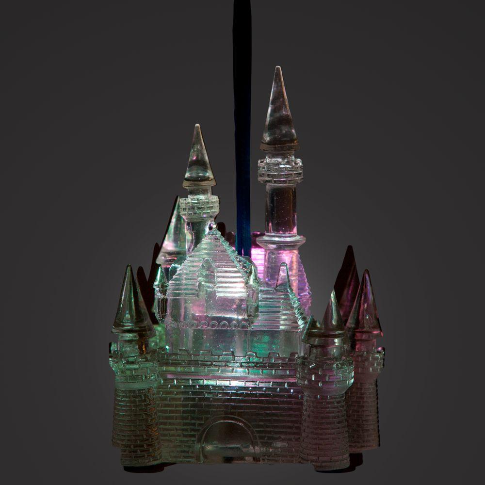 Disney Parks Castle Ornament