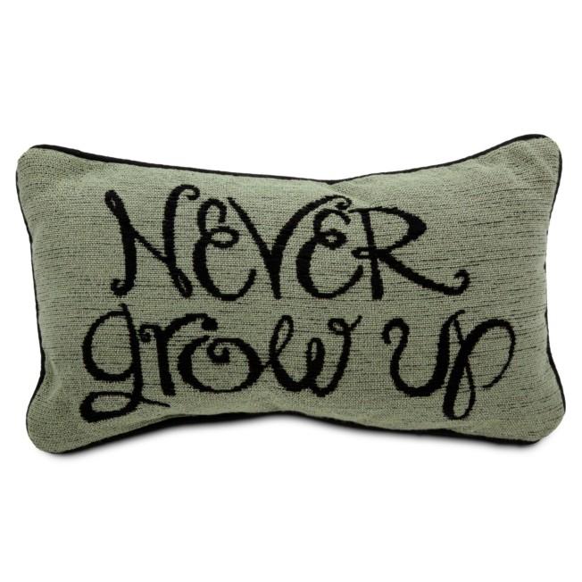 Peter Pan Pillow – ''Never Grow Up''