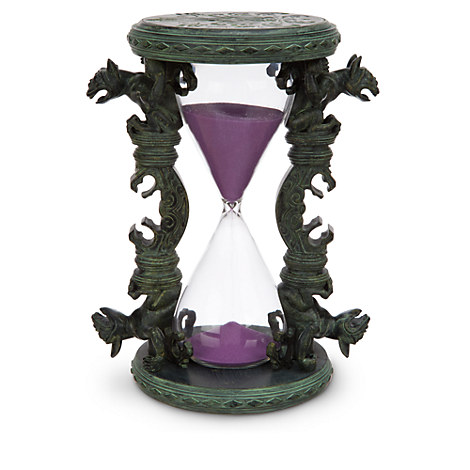 The Haunted Mansion Hourglass