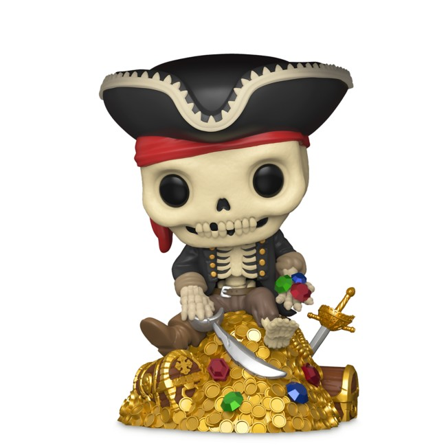 Treasure Skeleton Funko Pop! Vinyl – Pirates of the Caribbean