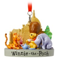 Winnie the Pooh and Pals Classic Figural Ornament – Epcot