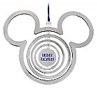 Mickey Mouse Disney Vacation Ornament