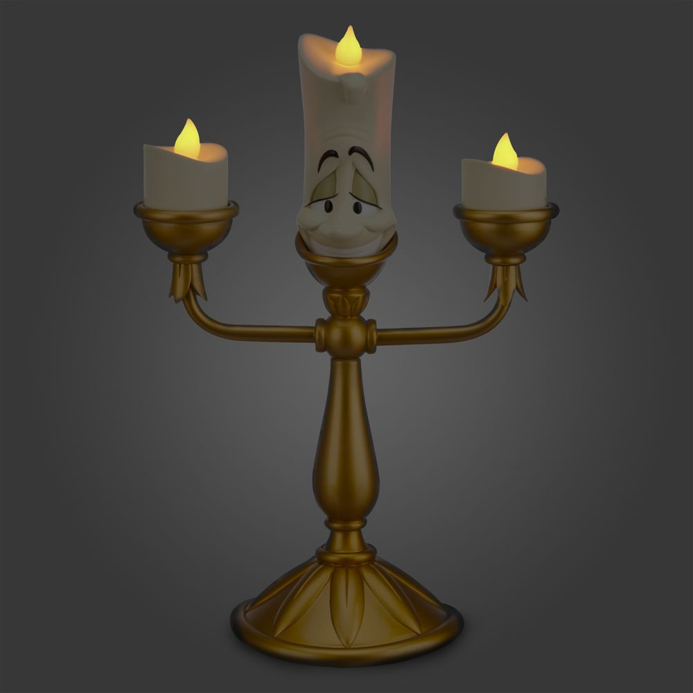 Lumiere Light-Up Figure