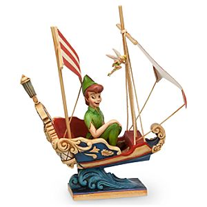 Peter Pan's Flight Figure by Jim Shore