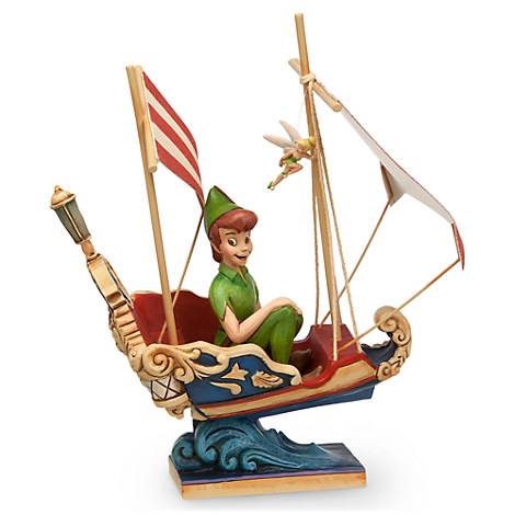 Peter Pan's Flight Figure by Jim Shore