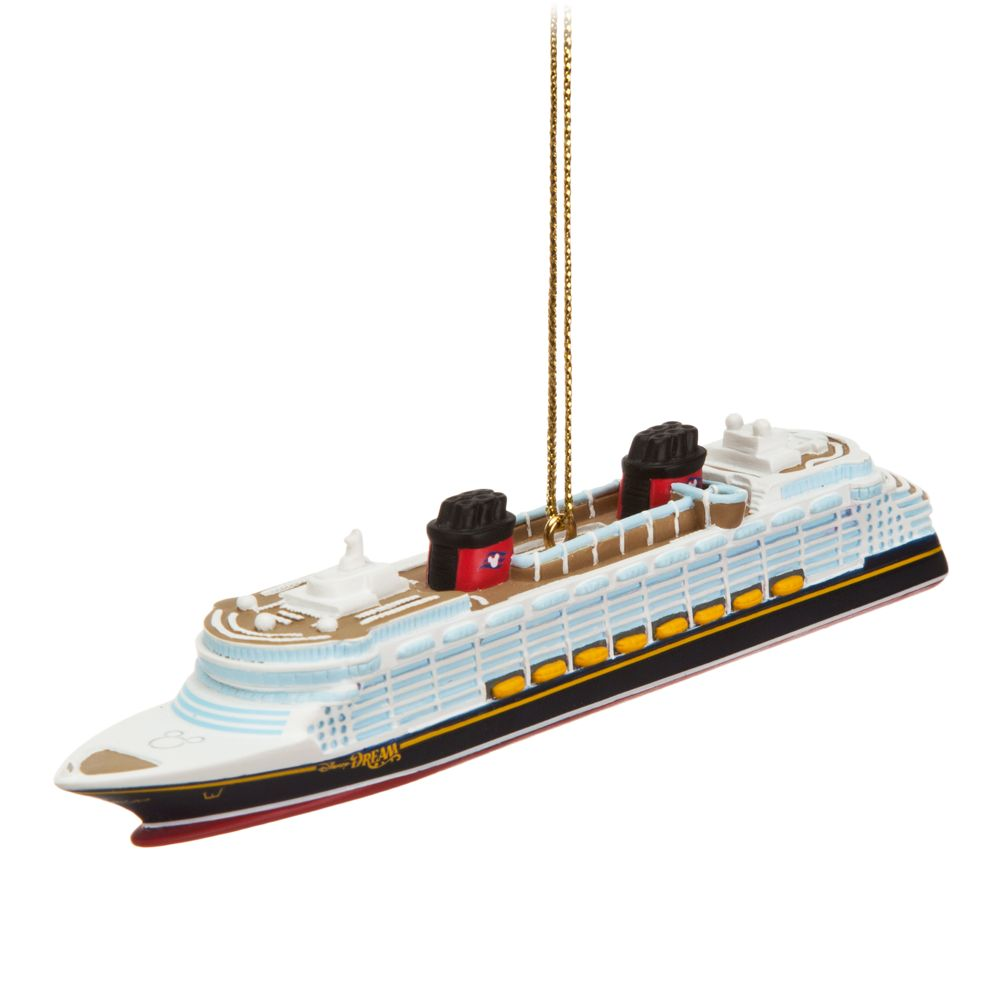 Disney Dream Ornament  Disney Cruise Line