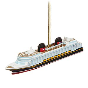 Disney Dream Ornament - Disney Cruise Line